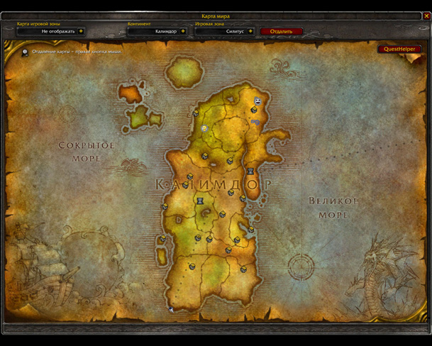 tauren-vil-map