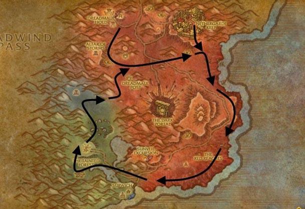 blasted-lands-herbalism-route