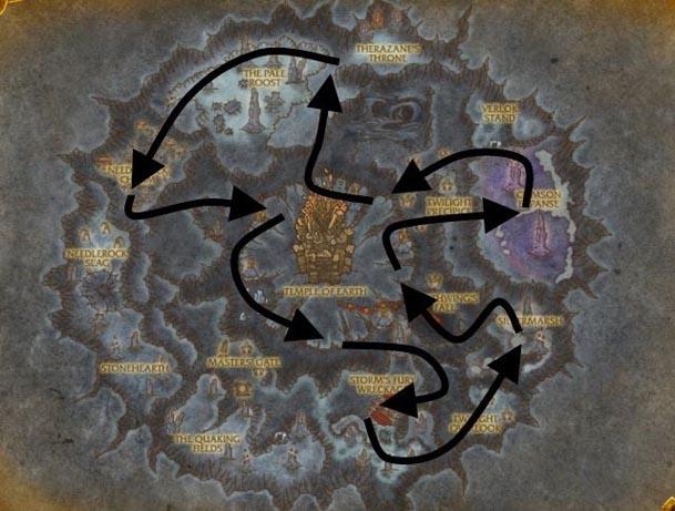 deepholm-herbalism-route