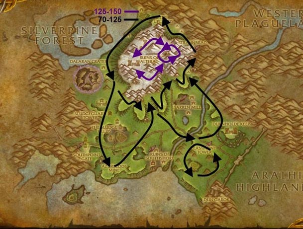 hilsbrad-foothills-herbalism-route