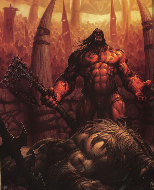 cairne-vs-garrosh