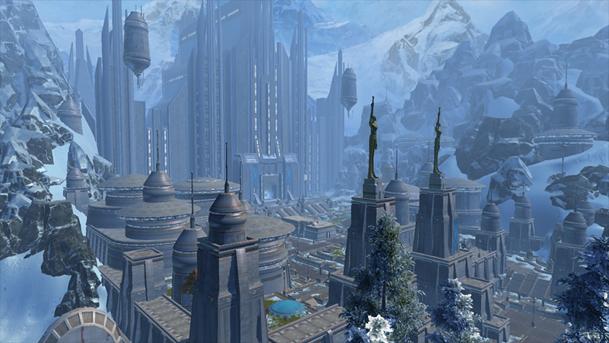 alderaan-city