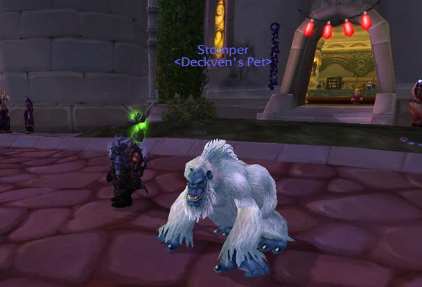 white-gorilla