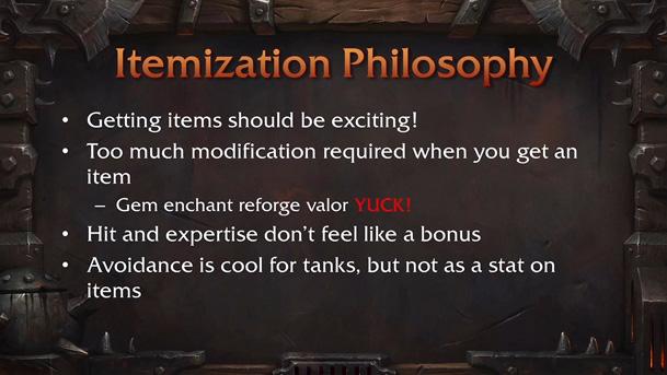 Itemization