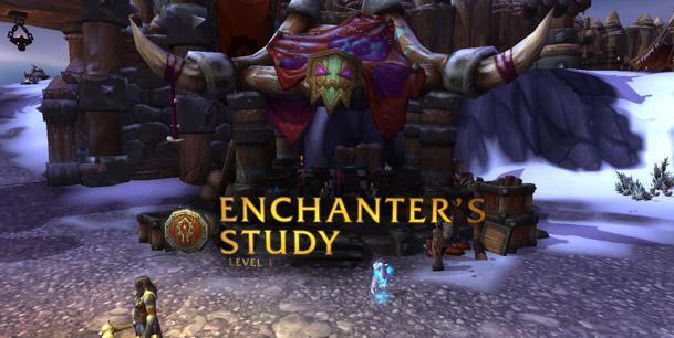 Enchanters Study