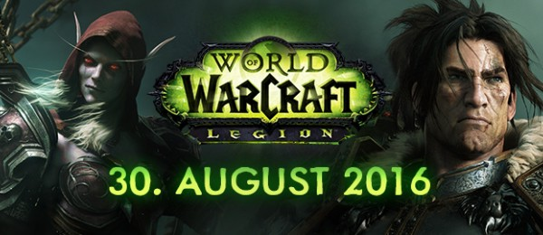 Legion 30 august