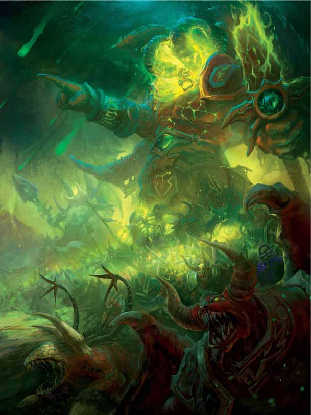 Sargeras Warcraft Chronicle Vol 1