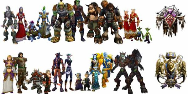Azeroth Races 2 small