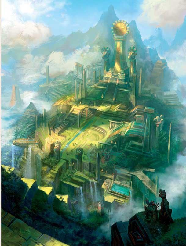Zandalar Warcraft Chronicle