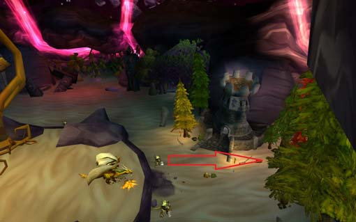 Caverns of Time Old Hillsbrad s
