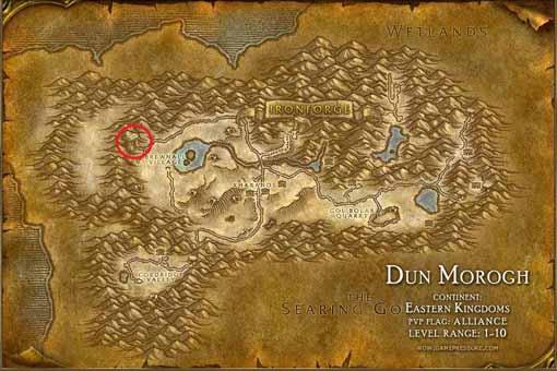 Dun Morogh Vanilla WoW s