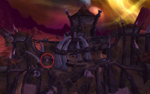 Hellfire Citadel Outland Hellfire Rampants s