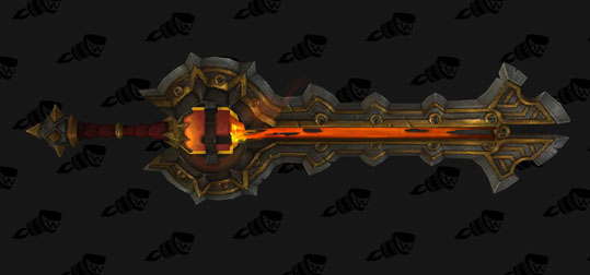Arms - Valorous - Flamereaper - Complete Balance of Power questline