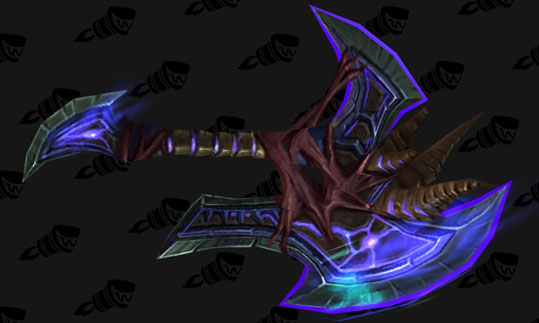 Blood - Hidden - Touch of Undeath - 200 World Quests with Hidden skin (s)