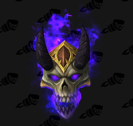 Demonology - Classic - Skull of the Manari - Default M