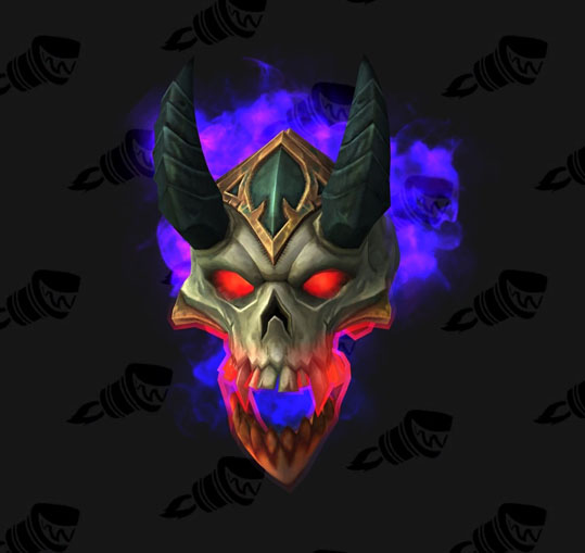 Demonology - Classic - Skull of the Manari - Recover the Light's Heart M