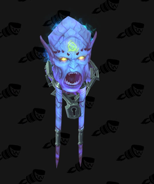 Demonology - Hidden - Thalkiels Visage - 200 World Quests with Hidden skin M
