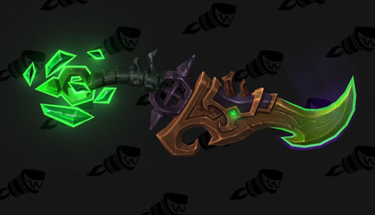Demonology - Upgraded - Gaze of the First Summoner - Unlock every Artifact Trait K