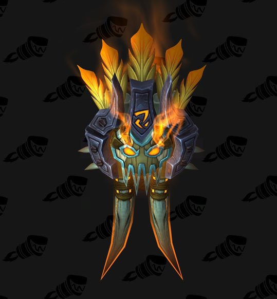 Elemental - Hidden - Prestige of the Amani - 200 World Quests with Hidden skin M
