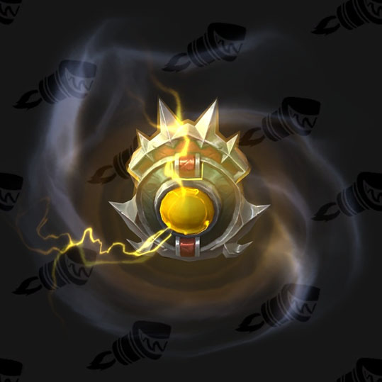 Elemental - Upgraded - Stormkeeper - Obtain 8 Archaeology Rares Off