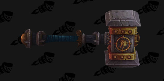 Enhancement - Classic - Doomhammer - Recover the Light's Heart