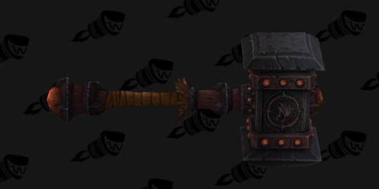 Enhancement - Classic - Doomhammer - Return a Pillar of Creation