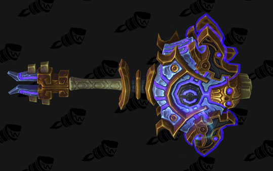 Enhancement - Hidden - Zandalar Champion - 200 World Quests with Hidden skin