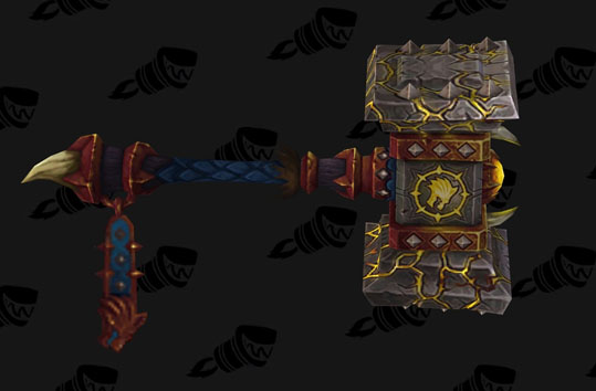 Enhancement - Upgraded - Stormbringer - Unlock every Artifact Trait