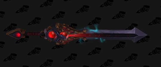 Fire - Other - Timebender's Blade - 4 M