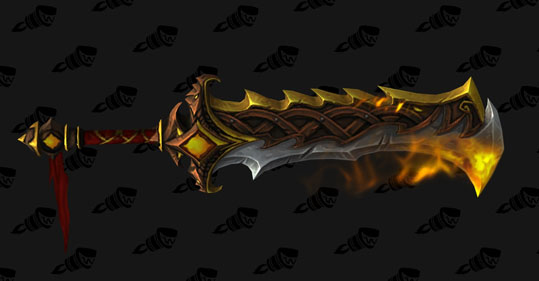 Fury - Classic - Warswords of the Valarjar - Default