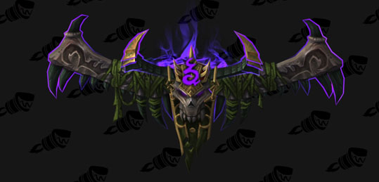Havoc - Hidden - Deathwalker - 200 World Quests with Hidden skin