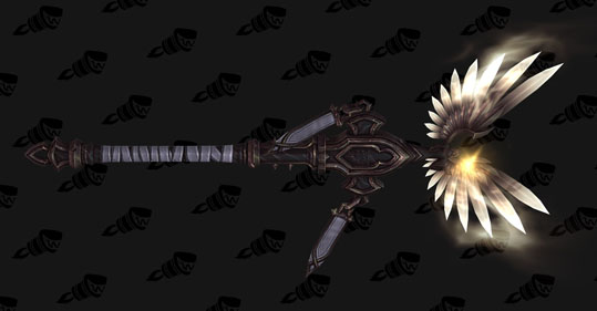 Holy - Hidden - Crest of the Lightborn - 100 dungeons with Hidden skin
