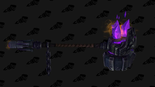 Holy - Hidden - Watcher's Armament - 200 World Quests with Hidden skin