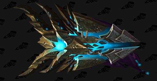 Protection - Hidden - Deathguard's Gaze - 100 dungeons with Hidden skin Off