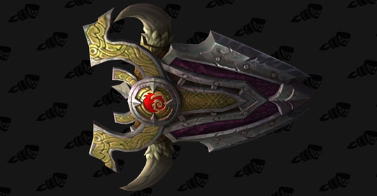 Protection - Upgraded - Arm of the Fallen King - Complete your Class OH Campaign Off