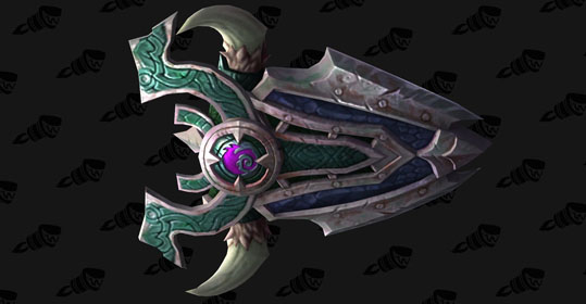 Protection - Upgraded - Arm of the Fallen King - Obtain 8 Archaeology Rares Off