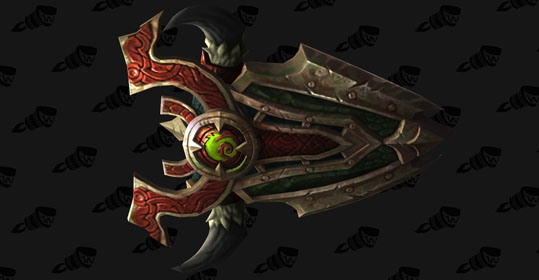 Protection - Upgraded - Arm of the Fallen King - Unlock every Artifact Trait Off