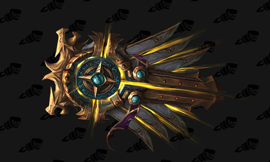 Protection - Upgraded - Light of the Titans - Research your full Artifact history Off