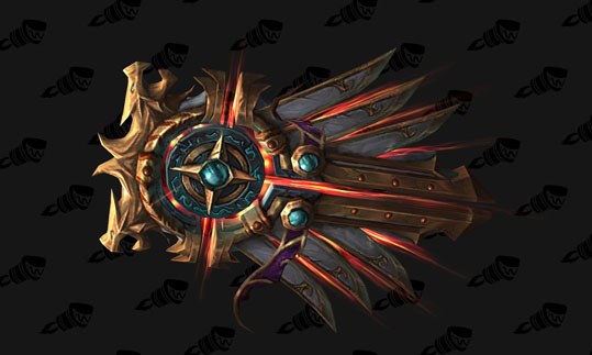 Protection - Upgraded - Light of the Titans - Unlock every Artifact Trait Off