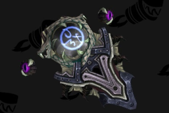 Restoration - Hidden - Serpents Coil - 200 World Quests with Hidden skin Off