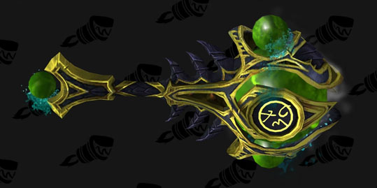 Restoration - Upgraded - Scepter of the Deep - Unlock every Artifact Trait M