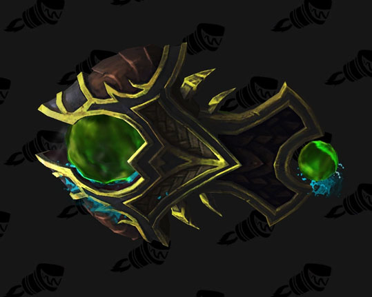 Restoration - Upgraded - Scepter of the Deep - Unlock every Artifact Trait Off