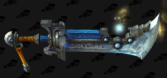 Retribution - Upgraded - Greatsword of the Righteous - Research your full Artifact history