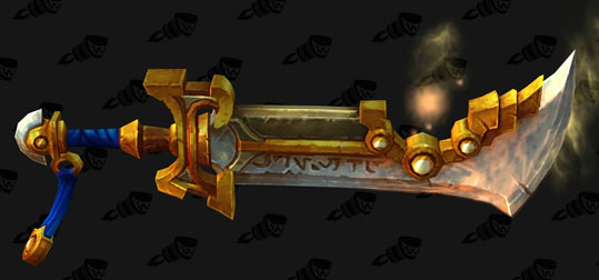 Retribution - Upgraded - Greatsword of the Righteous - Unlock every Artifact Trait