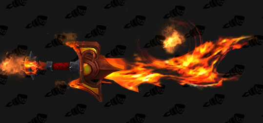 Retribution - Valorous - Burning Reprisal - Complete Balance of Power questline