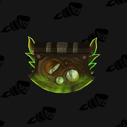 Shadow - Hidden - Claw of NZoth - 100 dungeons with Hidden skin Off