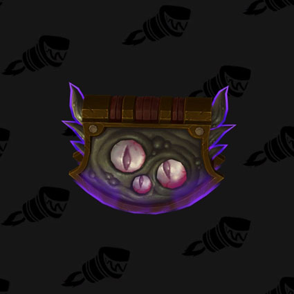 Shadow - Hidden - Claw of NZoth - 200 World Quests with Hidden skin Off