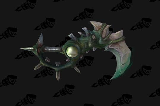 Shadow - Valorous - The Fallen Blade - Kill 8 World Bosses M