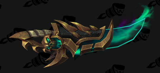 Subtlety - Upgraded - Shadowblade - Obtain 8 Archaeology Rares