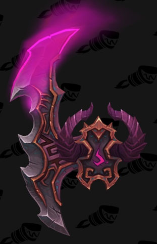 Vengeance - Upgraded - Illidari Crest - Obtain 8 Archaeology Rares